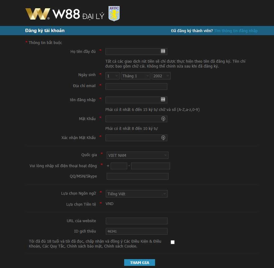 w88, đại lý w88, làm đại lý w88, đăng ký đại lý w88, affiliate w88, w88 affiliate, đại lý nhà cái, đại lý web game, đại lý game đánh bài, đại lý cá độ bóng đá