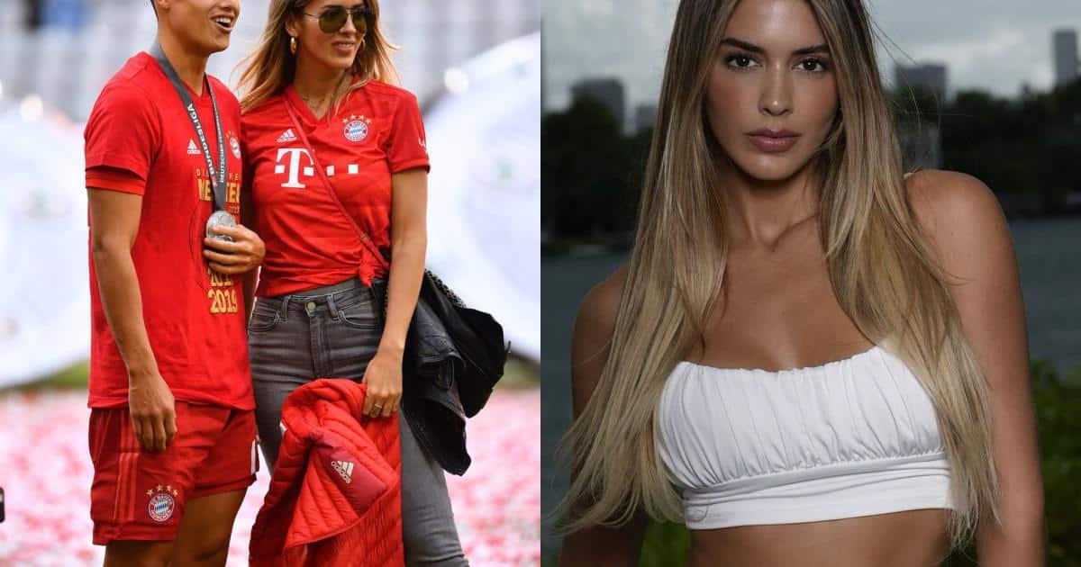 5 bạn gái người mẫu gợi cảm của cầu thủ bóng đá - Người đẹp