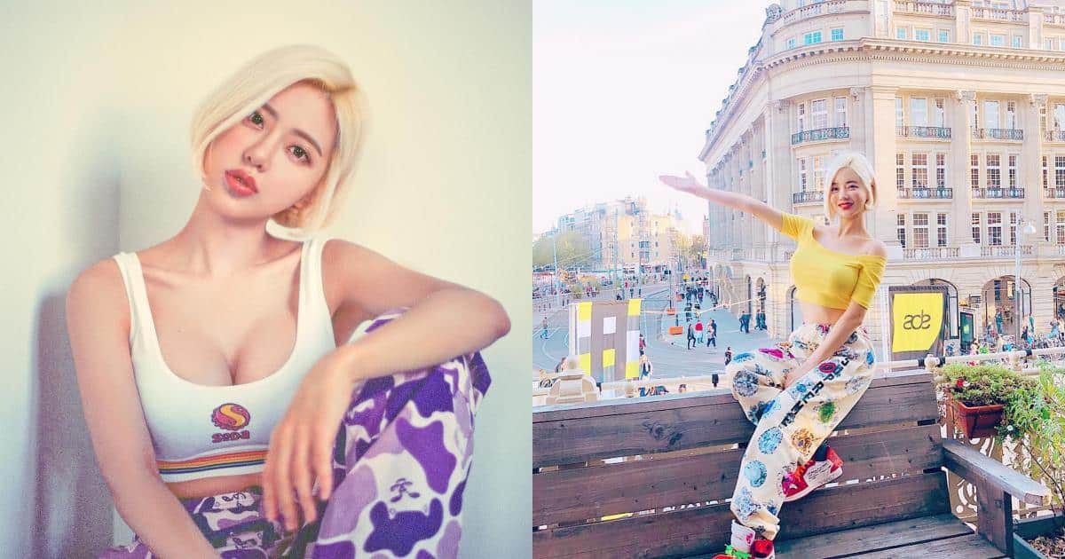 Gu thời trang cực nóng bỏng của nữ DJ sexy nhất Hàn Quốc - Người đẹp