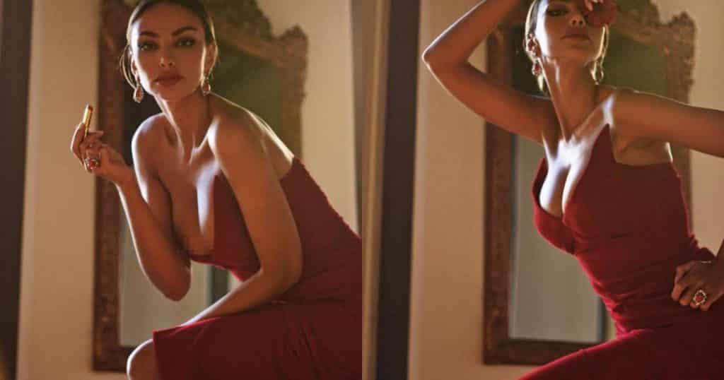 Vẻ nóng bỏng nghẹt thở của nàng mẫu Romani đẹp nghiêng nước nghiêng thành - Người đẹp