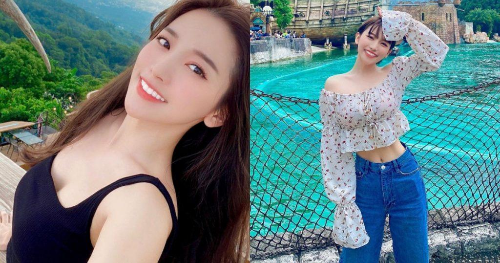Hot girl lai Đài Loan nghiện style gợi cảm khoe cơ bụng số 11 - Hình 1