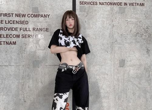 Khoe vòng eo bé xíu săn chắc, nữ thần phòng gym lại bị chỉ trích vì để tay ở vị trí nhạy cảm - Người đẹp