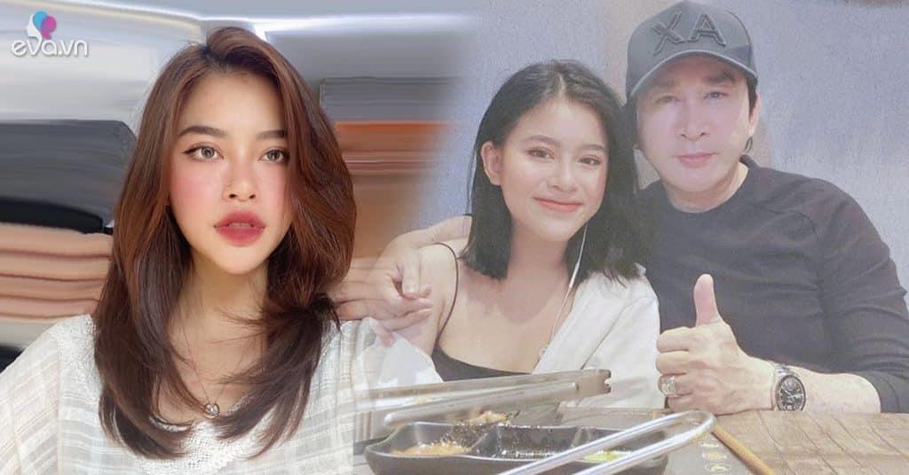 Quay clip cùng bố, con gái Kim Tử Long được chú ý vì nhan sắc xinh đẹp