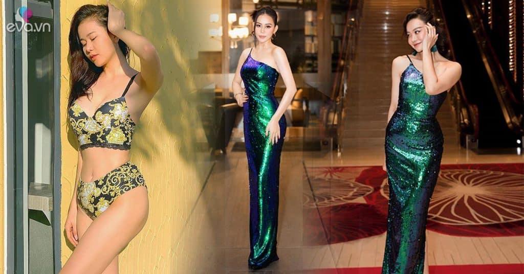 Có body đẹp như tạc, gái Bến Tre đạt ngôi Á hoàng đá quý tự tinđụng hàng loạt Hoa-Á hậu