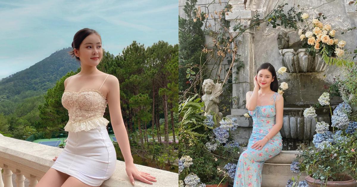 2 tiểu thư trường RMIT đình đám bị soi gu thời trang đối lập - Người đẹp