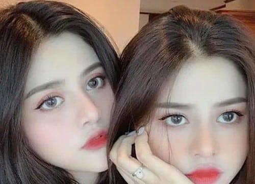Cặp chị em sinh đôi Sài thành chiếm sóng MXH vì quá đẹp - Người đẹp