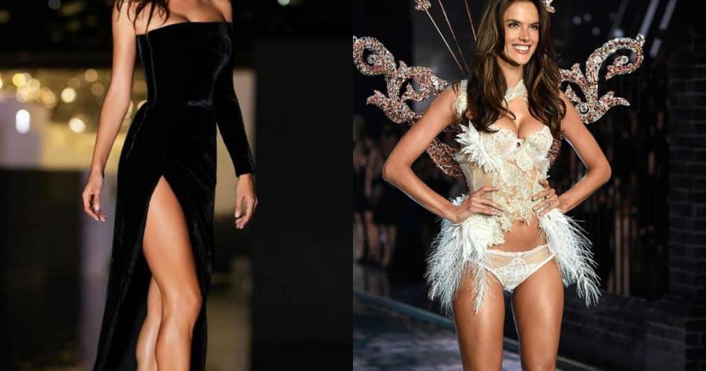 Siêu mẫu Alessandra Ambrosio khoe dáng gợi cảm ở tuổi 40 - Người đẹp