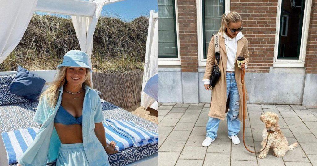 Nàng WAG tuyển Hà Lan có gu mặc sành điệu - Người đẹp