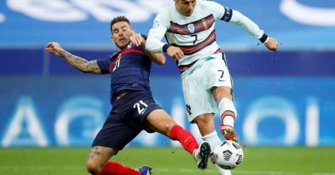 Soi kèo hiệp 1 Bồ Đào Nha vs Pháp 02h00 ngày 24/6