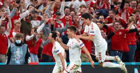 Soi kèo Wales vs Đan Mạch vòng 1/8 Euro 2021