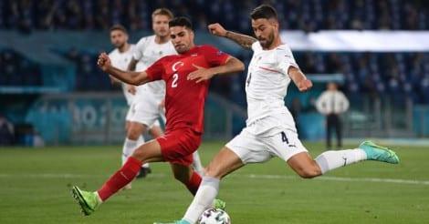 Soi kèo hiệp 1 Ý vs Áo, 02h00 ngày 27/6, Euro 2021