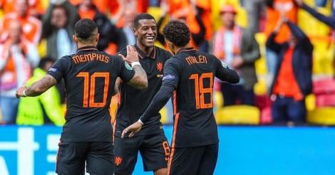Soi kèo Hà Lan vs Séc vòng 1/8 giải Euro 2021