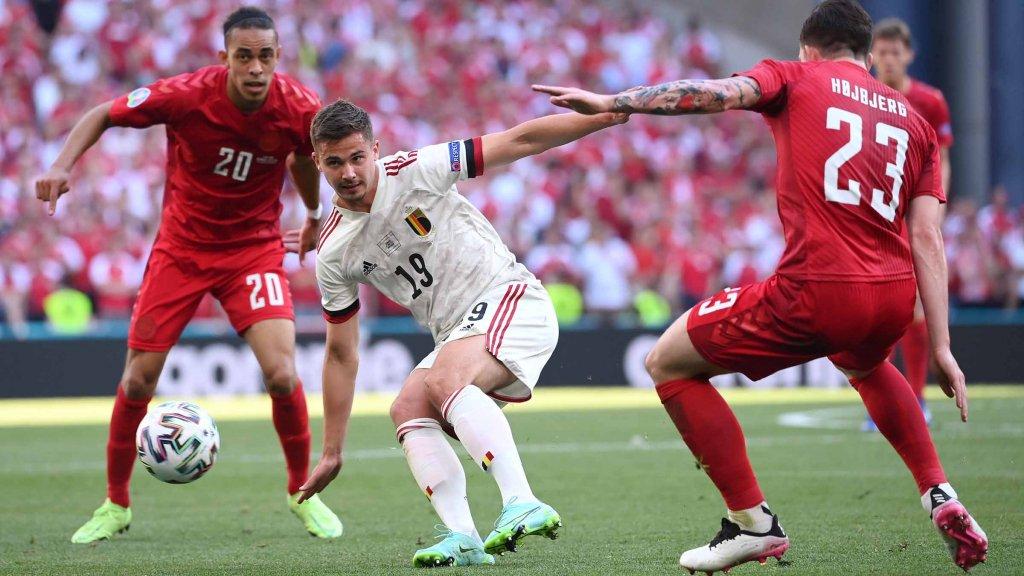 Soi kèo hiệp 1 Bỉ vs Bồ Đào Nha