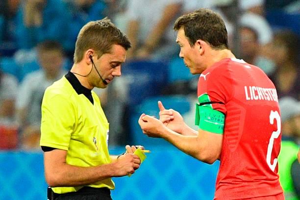 Soi kèo thẻ phạt Pháp vs Thụy Sĩ