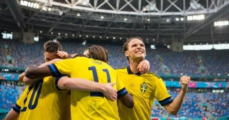 Soi kèo Thụy Điển vs Ukraine vòng 1/8 Euro 2021