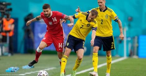 Soi kèo hiệp 1 Thụy Điển vs Ukraine, 02h00 ngày 30/6