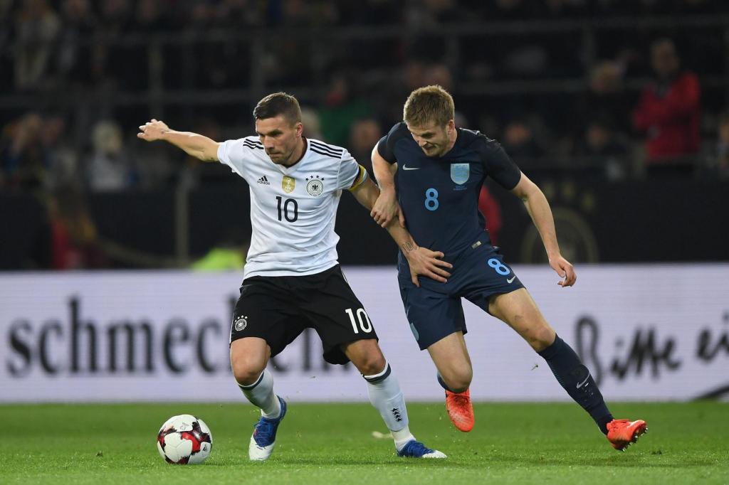Soi kèo hiệp 1 Anh vs Đức
