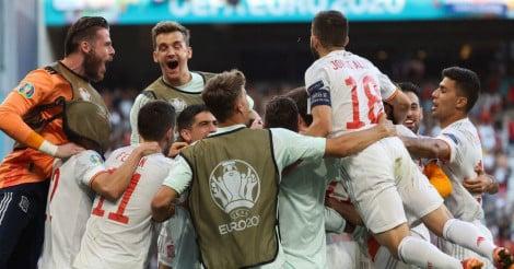 Soi kèo Thụy Sỹ vs Tây Ban Nha vòng tứ kết Euro 2021