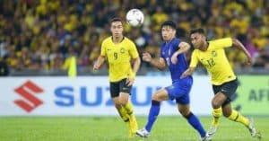 Soi keo Thai Lan vs Malaysia Vong loai World Cup