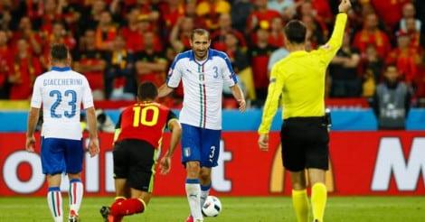 Soi kèo thẻ phạt Bỉ vs Ý, 02h00 ngày 3/7, Euro 2021