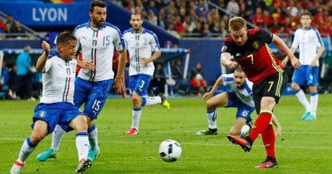 Soi kèo hiệp 1 Bỉ vs Ý, 02h00 ngày 3/7, Euro 2021
