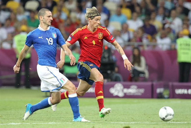 Soi kèo hiệp 1 Ý vs Tây Ban Nha