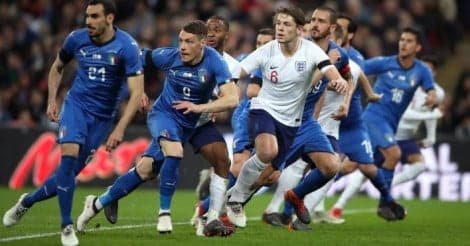 Soi kèo hiệp 1 Ý vs Anh, 02h00 ngày 12/7, Euro 2021