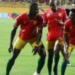 Soi keo Sudan vs Guinea vong loai World Cup 2022